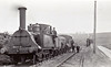 3049 - Trevithick/Allan Northern Division Goods 2-4-0 - built 1851 by Crewe Works as No.67 BRIAREUS - about 1866 rebuilt as 2-4-0T No.1921, 06/89 to Duplicate List as No.3049 - 06/1894 withdrawn - seen here on Hopton Incline, C&HPR, in about 1890.