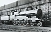 150 ILLUSTRIOUS - Bowen-Cooke LNWR Class 5XP 'Claughton' 4-6-0 - built 03/21 by Crewe Works - 01/27 to LMS No.6011 - 09/32 withdrawn.