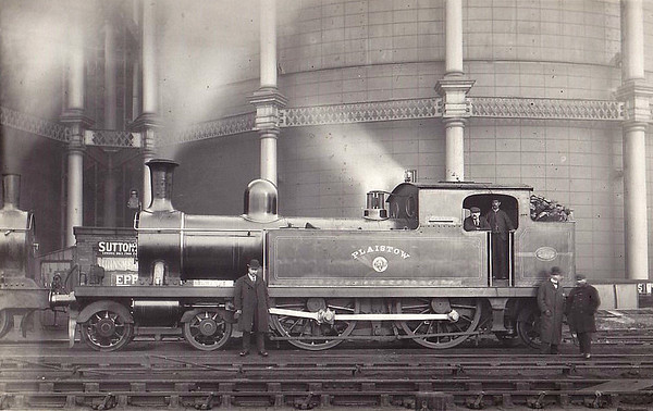 LOCOMOTIVES OF THE LONDON, TILBURY & SOUTHEND RAILWAY