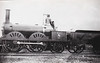 No. 8 - Tosh MCR 0-4-2 - built 1862 by Maryport Works - 1876 withdrawn.