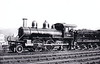 Class 2501 - 2536 - Johnson MR Class 2501 2-6-0 - built 1899 by Baldwin Locomotive Works, Philadelphia, Works No.16965 - 1907 to MR No.2225 - 1909 withdrawn.