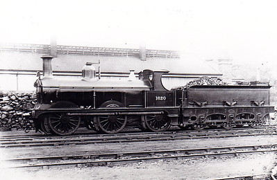 Class 1357 - 1620 - Johnson 2F 0-6-0 - built 1884 by Beyer Peacock & Co., Works No.2217 - 1907 to MR No.3118 - 1923 to LMS - 10/48 to BR No.58225 - 12/58 withdrawn from 41B Sheffield Grimethorpe.