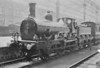 117A - Kirtley MR Class 156 2-4-0 - built 1866 by Derby Works - 1897 to MR Duplicate List as No.117A - 1906 withdrawn.