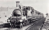 14 - Adams 4-4-0T - built 06/1887 by Bow Works - 1903 withdrawn.