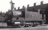 91 - Park Class 75 0-6-0T - built 1900 by Bow Works - 01/24 to LMS No.7526 - 1935 withdrawn. - seen here at Devons Road.
