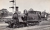 47 - Park 4-4-0T - built 1883 by Bow Works - 1922 to NWR No.2840, 1923 to LMS No.6475 - 07/28 withdrawn from Devons Road MPD.