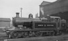 45 - Adams NSR Class K 3P 4-4-2T - built 11/11 by Stoke Works - 1923 to LMS No.2181 - 01/34 withdrawn.