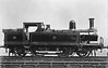 52 - Clare NSR Class A 1P 2-4-0T - built 1879 by Stoke Works - 1899 rebuilt as 2-4-2T - 1923 to LMS No.1454 - 08/32 withdrawn.
