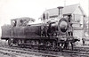 76 - Longbottom NSR Class DX 2F 0-6-2T - built 12/00 by Stoke Works as NSR No.155 - to NSR No.76 - 1923 to LMS No.2236 - 07/29 withdrawn - seen here at Ashbourne.