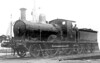 No.13 - 2-4-0 - built 1903 by Beyer Peacock & Co., Works No.4495, for the E&WJR - 1923 to LMS as No.290 - 1924 withdrawn - seen here on the turntable at Stratrford MPD.