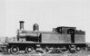 No.1 - Class 1P 4-4-2T - built 1892 by Beyer Peacock & Co., Works No.3465 - 1923 to LMS No.6830 (not applied) - 02/24 withdrawn - seen here in Bidston Yard in October 1922.