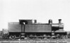 No.13 - Class 3P 0-6-4T - built 1900 by Beyer Peacock Ltd, Works No.4121 - 1923 to LMS No.6949 (not applied) -  02/24 withdrawn - seen here at Biston Yard in 1919.