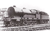 LNWR - 5988 PRIVATE W. WOOD, VC - Bowen-Cooke LNWR 'Claughton' Class 5XP 4-6-0 - built 04/20 by Crewe Works as LNWR No.1097 - 01/27 to LMS No.5988 - 05/35 withdrawn.