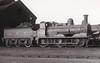 GSWR - 17122 - Smellie GSWR Class 22 0-6-0 - built 08/1885 by Kilmarnock Works as GSWR No.116 - 11/15 to Duplicate List as No.116A, 1919 to GSWR No.590, 1923 to LMS No.17122 - 08/31 withdrawn - seen here at Ardrossan.