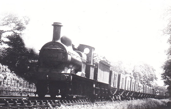 MR - 3172 - Johnson Class 1698 2F 0-6-0 - built 1887 by Derby Works as MR No.1778 - 1907 to MR No.3172 - 1923 to LMS - 1933 withdrawn - 06/49 withdrawn.