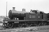 LMS - 2111 - Whitelegg LTSR Class 79 3P 4-4-2T - built 06/23 by Derby Works - 06/49 to BR No.41929 - 09/51 withdrawn from 33A Plaistow.