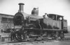MR - 1273 - Johnson MR 1532 Class 0-4-4T - built 11/1881 by Derby Works as MR No.1541 - 1907 to MR No.1275, 01/49 to BR No.58041 - 04/50 withdrawn from 20F Skipton - seen here at Derby in 1935.