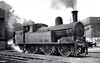 LNWR - 6922 - Webb LNWR Watford Tank 0-6-2T - built 02/03 by Crewe Works as LNWR No.188 - 1923 to LMS No.6922, 1948 to BR No.46922 - 1951 withdrawn from 3E Monument Lane, where seen 10/49.