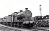 LMS - 4600 - Fowler LMS Class 4F 0-6-0 - built 07/40 by Derby Works - 03/49 to BR No.44600 - 03/60 withdrawn from 17B Burton, where seen 07/47.
