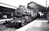 LMS - 3002 - Ivatt LMS Class 4MT 2-6-0 - built 12/47 by Horwich Works - 06/50 to BR No.43002 - 12/67 withdrawn from 12D Workington - seen here at Bletchley, 04/48, as built with double chimney.