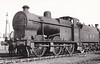 LMS - 4454 - Fowler LMS Class 4F 0-6-0 - built 02/28 by Crewe Works - 10/48 to BR No.44454 - 10/63 withdrawn from 17A Derby.