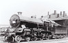 LYR - 10456 - Hughes LYR /LMS 'Dreadnought' Class 5P 4-6-0 - built 06/24 by Horwich Works as LMS No.10456 - 03/36 withdrawn.