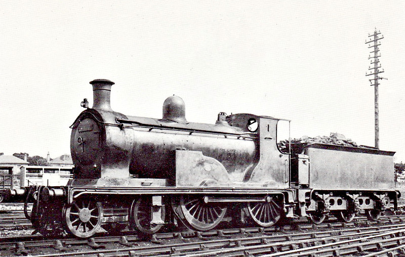 CR - 14317 - McIntosh CR 'Dunalastair' Class 721 4-4-0 - built 1896 by St Rollox Works as CR No.727 - 1923 to LMS No.14317 - 1932 withdrawn