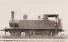 LNWR - 6422 - Webb LNWR 'Chopper Tank' Class 1P 2-4-0T - built 1878 by Crewe Works as LNWR No.2240 - 1923 to LMS No.6422 - 02/36 withdrawn from Rowsley MPD.