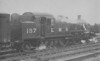 LMS - 187 -  Stanier LMS Class 3P 2-6-2T - built 10/37 by Crewe Works - 10/40 to BR No.40187 - 12/62 withdrawn from 66B Motherwell.