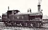 LNWR - 7768 - Webb LNWR 'Coal Tank' 2F 0-6-2T - built 02/1887 by Crewe Works as LNWR No.557 - 1923 to LMS No.7768 - 12/44 withdrawn.