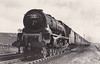 LMS - 6230 DUCHESS OF BUCCLEUCH - Stanier LMS Coronation Class 4-6-2 - built 07/38 by Crewe Works - 05/48 to BR No.46230 - 11/63 withdrawn from 66A Polmadie.