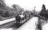 LMS - 4050 - Fowler LMS Class 4F 0-6-0 - built 03/25 by Derby Works - 11/48 to BR No.44050 - 11/59 withdrawn from 17D Rowsley - seen here at Cromford, 08/34.