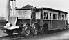 LMS Railcar - Michelin Type 9 24-Seat Railcar - tested for several months during 1932 between Oxford and Bletchley. The LMS were sufficiently impressed to experiment further with rubber-tyred vehicles but this one eventually returned to France.