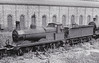 MR - 3691 - Johnson MR Class 2F 0-6-0 - built 04/01 by Sharp Stewart as MR No.2572 - 1907 to MR No.3691, 07/48 to BR No.58302 - 07/51 withdrawn from 3C Ryecroft - seen here at Rugby, 08/38.
