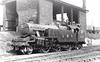 LMS - 2453 -  Stanier LMS Class 4P 2-6-4T - built 07/36 by Derby Works - 02/49 to BR No.42453 - 05/64 withdrawn from 15E Leicester GC - seen here at Kettering, 07/37.
