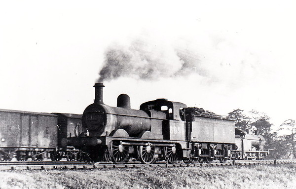 MR - 3099 - Johnson Class 1357 2F 0-6-0 - built 1883 by Beyer Peacock & Co., Works No.2198, as MR No.1601 - 1907 to MR No.3099 - 1923 to LMS - 09/50 to BR No.58219 - 02/60 withdrawn from 17A Derby.