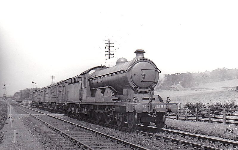 Class C7 - 2169 - Raven NER Class Z 4-4-2 - built 06/14 by Darlington Works - 08/46 to LNER No.2975 - BR No.62975 not applied - 07/48 withdrawn from 50E Scarborough.
