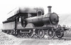 Class D40 - 6828 - Pickersgill GNSR Class V 4-4-0 - built 1913 by Inverurie Works as GNSR No.28 - 1923 to LNER No.6828, 1946 to LNER No.2266 - 01/47 withdrawn from Keith MPD, where seen 06/38.