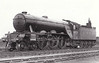 Class A3 - 4470 GREAT NORTHERN - Gresley 4-6-2 - built 04/22 by Doncaster Works as GNR No.14790- 03/25 to LNER No.4470 - 1945 rebuilt by Thompson as Class A2/2 - 10/46 to LNER No.113, 10/48 to BR No.60113 - 11/62 withdrawn from 36A Doncaster - seen here 05/33,