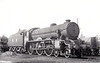 Class B17 - 2848 ARSENAL - Gresley LNER 4-6-0 - built 03/36 by Darlington Works - 12/46 to LNER No.1648, 04/49 to BR No.61648 - 12/58 withdrawn from 30A Stratford.