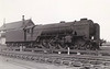 Class A2 - 517 DANTE - Thompson LNER/BR 4-6-2 - built 08/46 by Doncaster Works - 11/48 to BR No.60513 - 04/63 withdrawn from 34E New England.