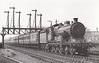 Class B12 - 8552 - Holden/Gresley GER/LNER 4-6-0 - built 12/20 by Beardmore & Co. as GER No.1552 - 01/24 to LNER No.8552, 10/46 to LNER No.1552, 10/48 to BR No.61552 - 07/52 withdrawn from 61A Kittybrewster - seen here at Stratford in 1932.