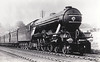 Class A3 - 2560 PRETTY POLLY - Gresley 4-6-2 - built 04/25 by Doncaster Works - 11/46 to LNER No.61, 11/48 to BR No.60061 - 09/63 withdrawn from 34F Grantham.
