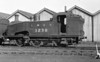 Class J50 - 3238 - Gresley GNR/LNER Class J23 0-6-0T - built 05/24 by Doncaster Works - 06/46 to LNER No.8937, 10/48 to BR No.68937 - 09/63 withdrawn from 56B Ardsley - seen here at Copley Hill MPD.