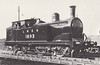 Class G5 - 1693 - Worsdell NER Class O 0-4-4T - built 10/1897 by Darlington Works - 11/46 to LNER No.7301, 04/48 to BR No.67301 - 03/55 withdrawn from 53B Hull Botanic Gardens.