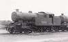 Class H2 - 7512 - Jones Metropolitan Railway 4-4-4T - built 11/20 by Kerr Stuart & Co. as Met No.105 - 03/38 to LNER No.6417, 09/46 to LNER No.7512 - 10/47 withdrawn from Colwick MPD - seen here at Stratford, 04/48.