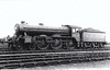 Class B17 - 2833 KIMBOLTON CASTLE - Gresley LNER 4-6-0 - built 05/31 by Darlington Works - 09/46 to LNER No.1633, 08/48 to BR No.61633 - 09/59 withdrawn from 31B March - seen here at Doncaster, 05/37.