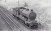Class O4 - 5404 - Robinson GCR/LNER 2-8-0 - built 03/12 by Gorton Works as GCR No.404 - 06/24 to LNER No.5404, 11/46 to LNER No.3525, 02/47 to LNER No.3664, 05/48 to BR No.63664 - 09/64 withdrawn from 41J Langwith Junction - seen here at Charwelton, 07/37.