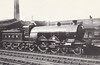 Class C1 - 4443 - Ivatt GNR 4-4-2 - built 04/08 by Doncaster Works as GNR No.1443 - 03/25 to LNER No.4443, 01/46 to LNER No.2873 - 05/46 withdrawn from Kings Cross MPD.