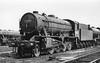 Class O7 - 3160 - Riddles WD Class 8F 2-8-0 - built 07/44 by Vulcan Foundry Co. as WD No.8687 - 01/45 to WD No.78687, 03/47 to LNER No.3160, 06/49 to BR No.90481 - 10/66 withdrawn from 55D Royston.
